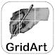 GridArt : Grid Drawing for Artist
