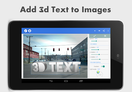PixelLab - Text on pictures Screenshot