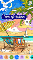 Happy Canvas™ - Coloring by Numbers