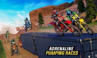 Xtreme Dirt Bike Racing Off-road Motorcycle Games