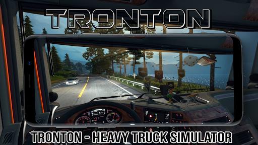 TRONTON - Heavy Truck Simulator Tycoon 1.1.0 screenshots 6