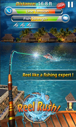 Fishing Mania 3D 1.8 screenshots 3