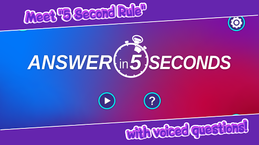 5 Second Rule (voiced)  Screenshots 1