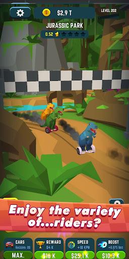 Idle Race Rider u2014 Car tycoon simulator 0.4.16 screenshots 3