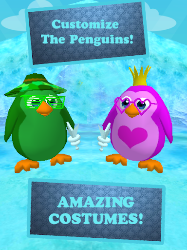Penguin Run 3D modavailable screenshots 8