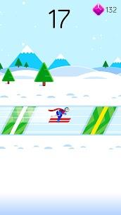 Ketchapp Winter Sports Full Apk İndir 3
