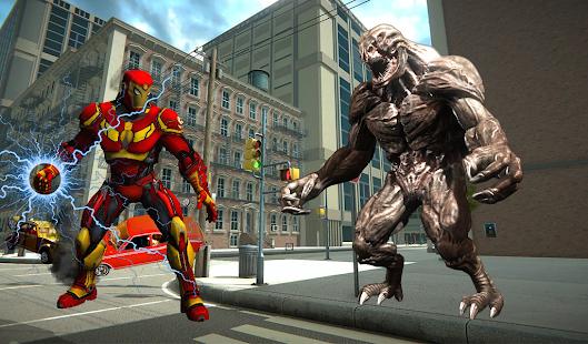 Iron Spider Ultimate Superhero Rope 2.2 screenshots 1