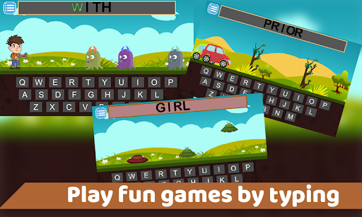 Type To Learn - Kids typing games 1.5.5 screenshots 5