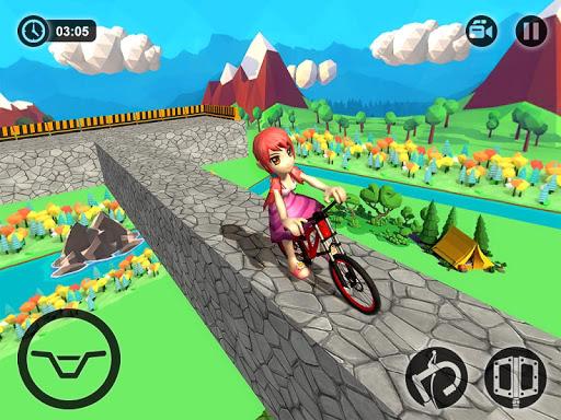 Fearless BMX Rider 2019 apkpoly screenshots 17