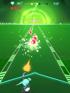 Dancing Bullet 3D