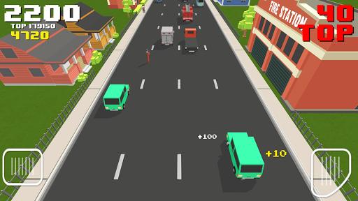Blocky Road Racer 1.0 screenshots 14