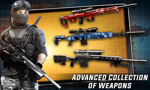 Real Sniper Shooter: FPS Sniper Shooting Game 3D 55 Screenshots 8