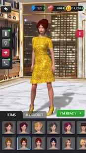 ファッション変身-ファッションゲームとトップモデルのスタイリング