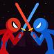 Spider Stickman Fighting - Supreme Warriors - Androidアプリ