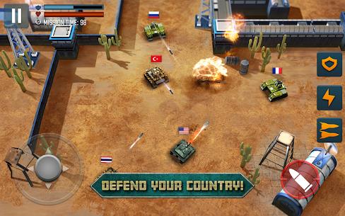 Tank Battle Heroes: World of Shooting 1.17.6+7 Apk + Mod 1
