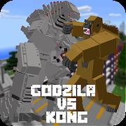 Godzilla vs Kong Mod for MCPE