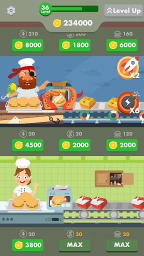 lucky burger tycoon- Get Rewards  screenshots 2