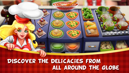 Kitchen Adventure - Tasty Cooking Restaurant Chef 1.2.3 screenshots 1