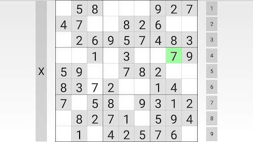 Sudoku-7  screenshots 4