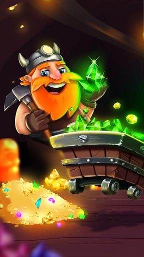 Idle Miner Clicker Games: Miner Tycoon Games 2021 apkpoly screenshots 8
