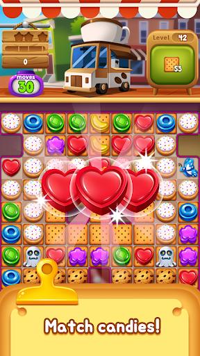 Food Pop: Food puzzle game king in 2021  screenshots 1