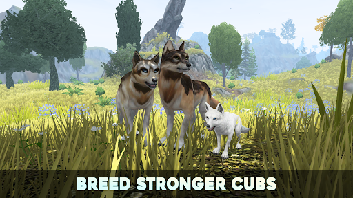 Wolf Tales - Online Animal Sim 200132 screenshots 13