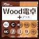 Wood電卓+ ‐消費税計算ができる機能性計算機‐ - Androidアプリ