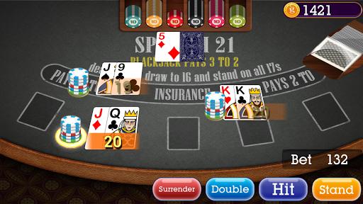 Spanish Blackjack 21  screenshots 2