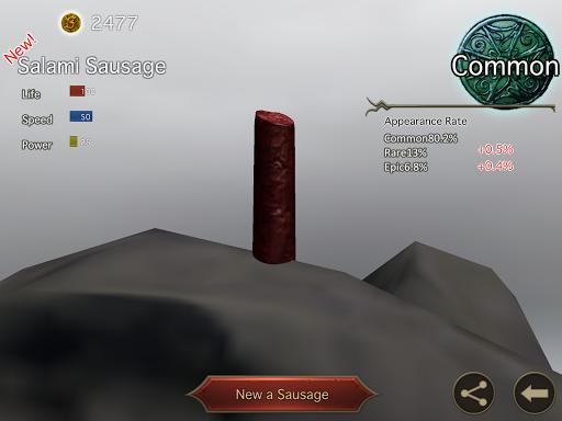 Sausage Legend - Online multiplayer battles 2.2.0 screenshots 10