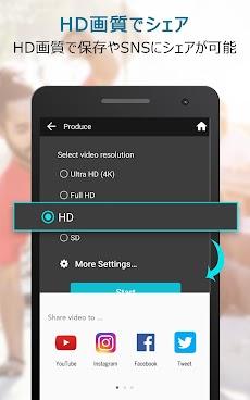 YouCam Video – プロレベルのの動画加工・編集・動画作成アプリのおすすめ画像5