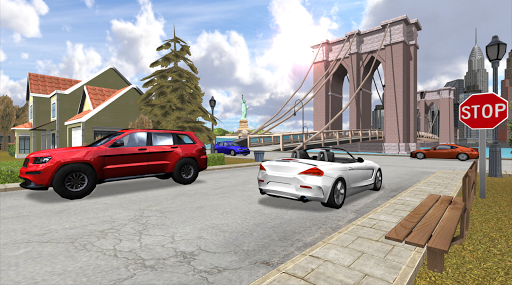 Car Driving Simulator: NY 4.17.2 screenshots 5