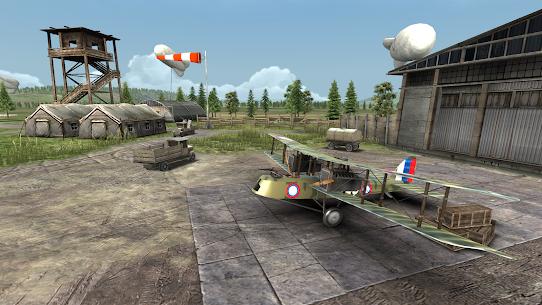 Warplanes: WW1 Sky Aces Mod Apk 1.4.2 (Unlimited Gold/Silver/Fuel) 3
