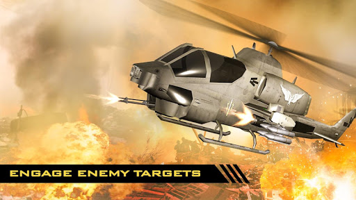 GUNSHIP COMBAT - Helicopter 3D Air Battle Warfare 1.45 screenshots 13