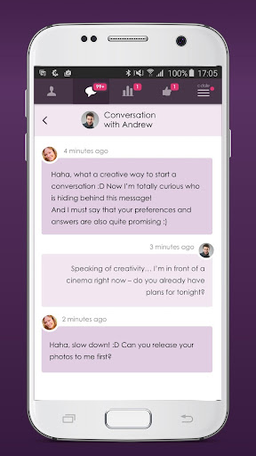 C-Date u2013 Open-minded dating  Screenshots 3