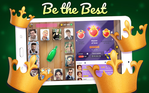 Kiss Me: Spin the Bottle for Dating, Chat & Meet 1.0.40 screenshots 8