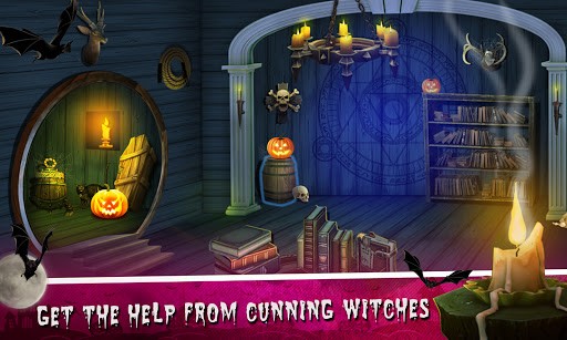 Escape Mystery Room Adventure - The Dark Fence screenshots 1