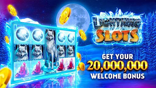 Slots Lightningu2122 - Free Slot Machine Casino Game 1.48.4 screenshots 1