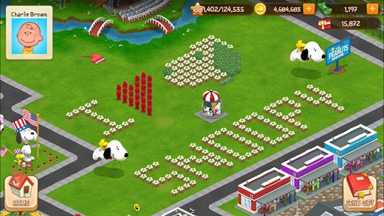 Snoopy's Town Tale – City Building Simulator Mod Apk (Unlimited Money) 6