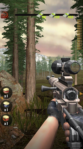 Hunting Deer: 3D Wild Animal Hunt Game  screenshots 7