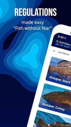 Fish Rules: Fishing App modiapk screenshots 1