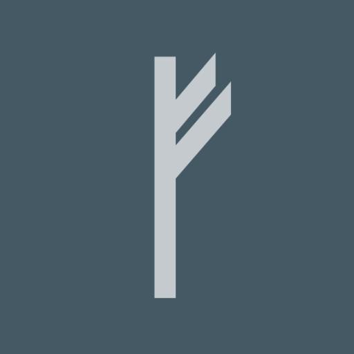 Runa - Ditt namn i runic!