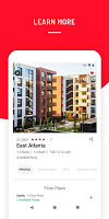 screenshot of Apartments by Apartment Guide