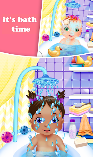 Baby Caring Bath And Dress Up 12.0 screenshots 6