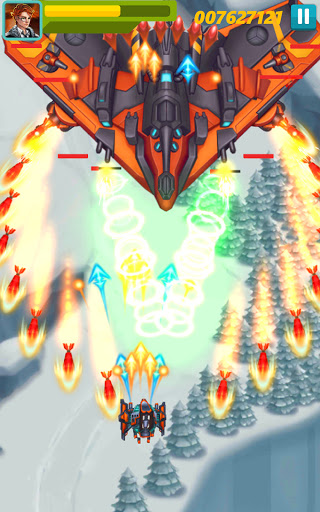 Sky Raptor: Space Shooter - Alien Galaxy Attack apkmr screenshots 7