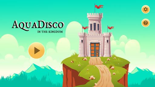 Aqua disco in the kingdom  screenshots 1