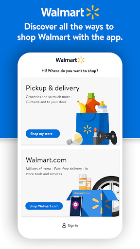 Walmart Shopping & Grocery modavailable screenshots 3