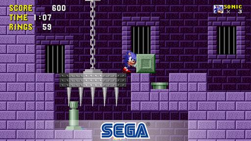 Code Triche Sonic the Hedgehog™ Classic (Astuce) APK MOD screenshots 2