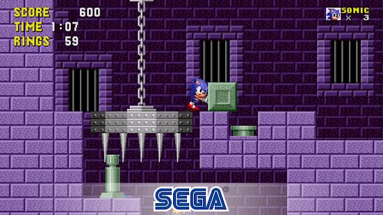 Sonic the Hedgehog™ Classic screenshots apk mod 2