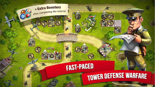 Toy Defence 2 — Tower Defense game 2.23 screenshots 1