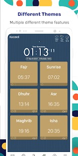 Ezan Vakti Pro - Azan, Prayer Times, & Quran Screenshot